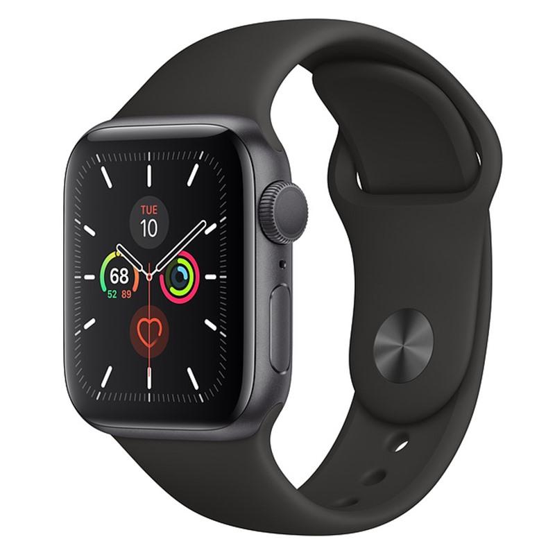 Apple Watch Series 5 – 40mm – Đen (GPS)