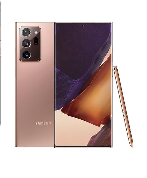 Samsung Note 20 Ultra 5G – 256GB – Đồng Ánh Kim
