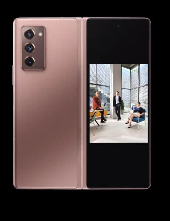 Samsung Galaxy Fold 2 – 5G (Xách tay)