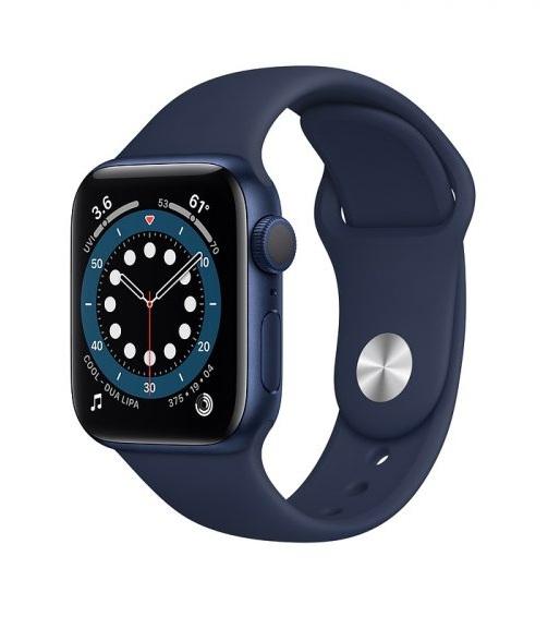 Apple Watch 6 – 40mm – Trắng/Đen/Xanh – GPS