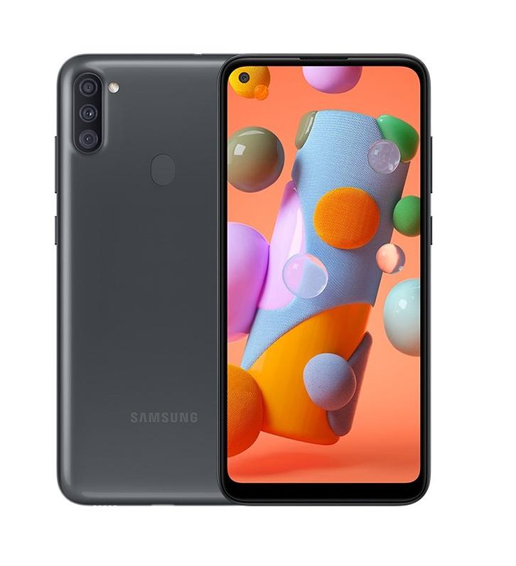 Samsung Galaxy A11 – 32GB – Đen/Xanh