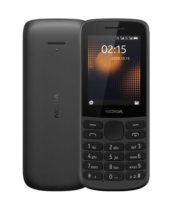Nokia 215 4G - Đen
