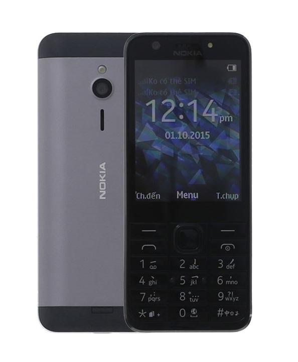 Nokia 230 - Xám