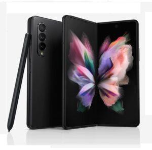 Samsung Galaxy Fold 3 – 5G – 512GB Xanh/Đen